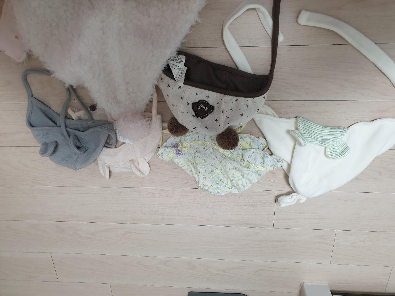 영유아 모자 묶음