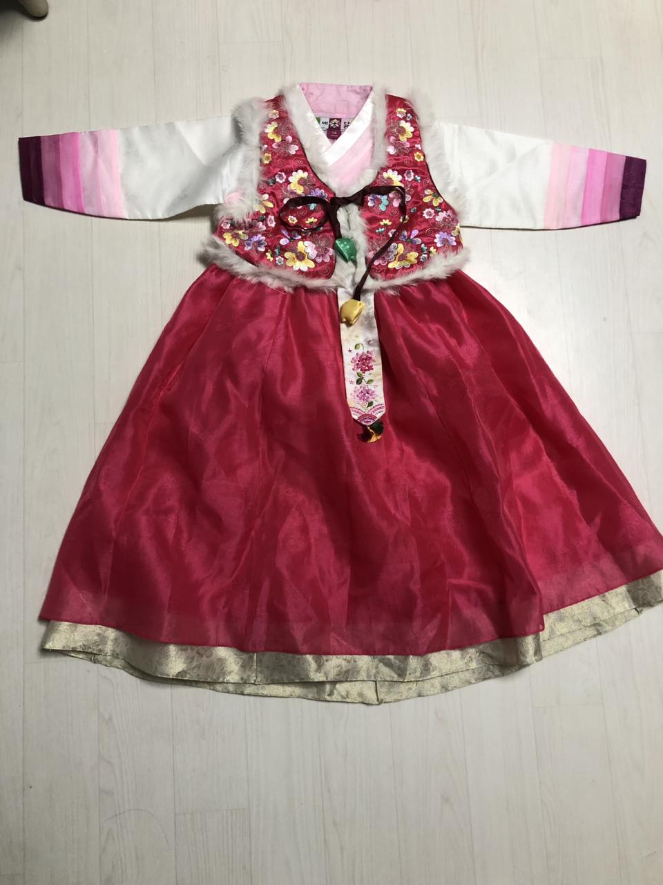 유아 한복 (아동한복,예닮한복,한복3호)