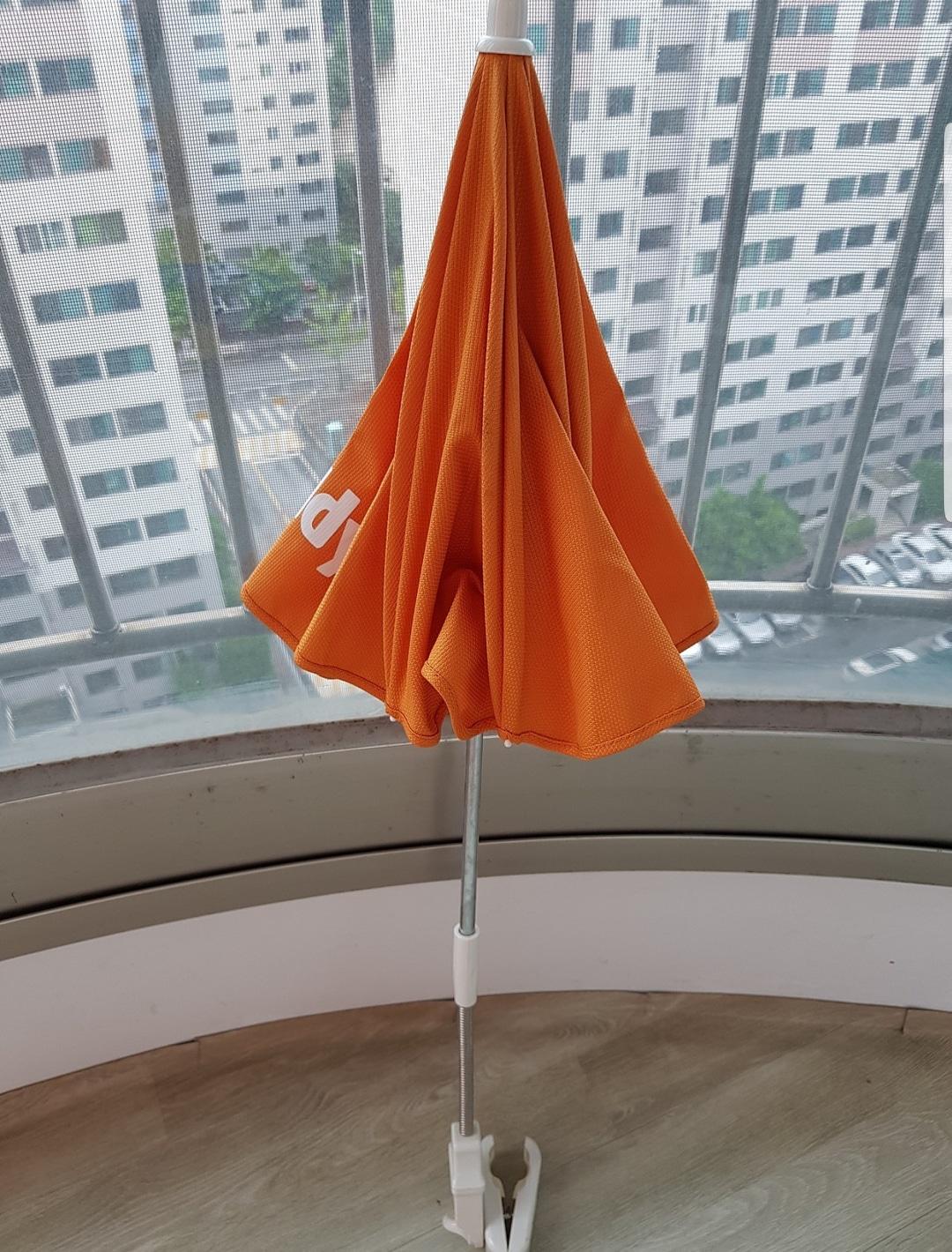 키디 유모차 양산, 햇빛가리개입니다~