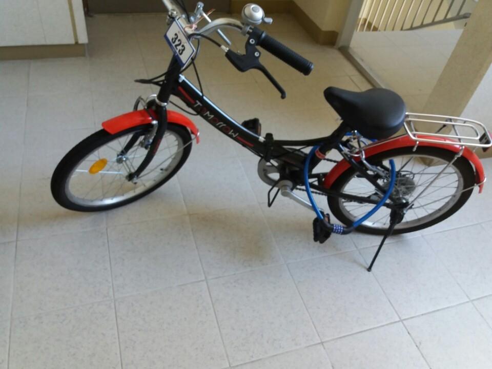 삼천리자전거 접이식자전거 팝니다.