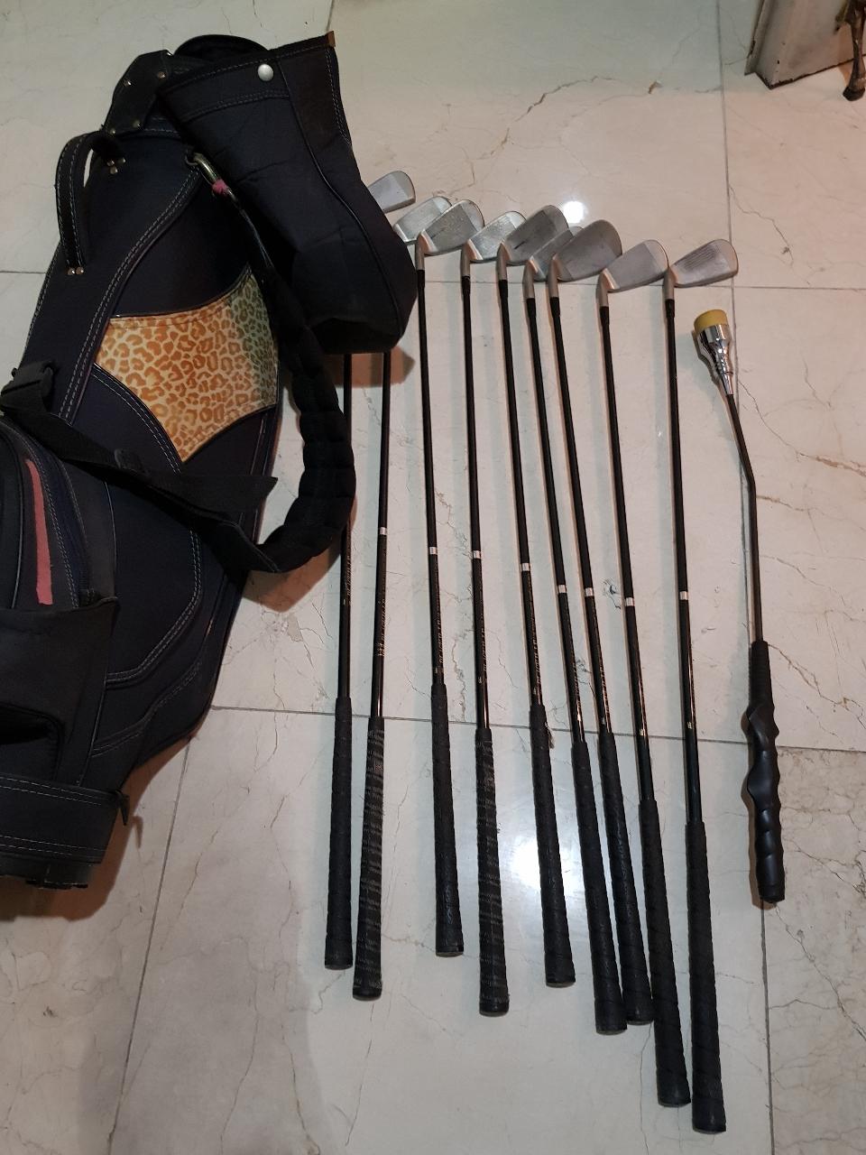 골프채 가방