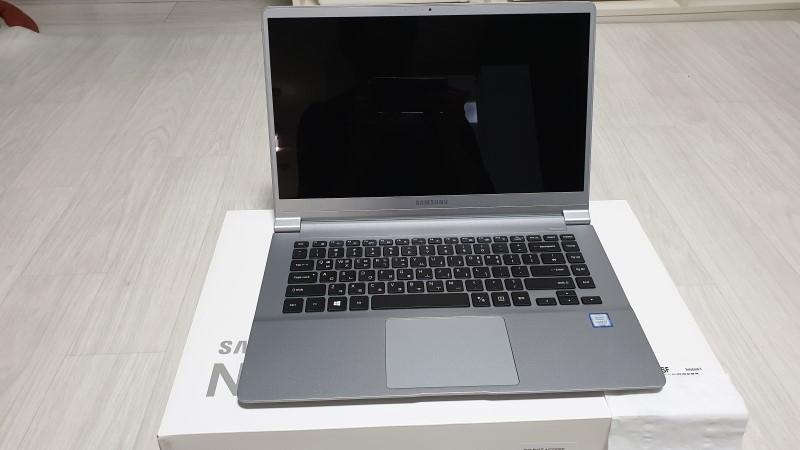[박스풀셋] 삼성노트북 9 메탈(metal) NT900X5J-KSF 판매합니다. (3개월 전에 구매)