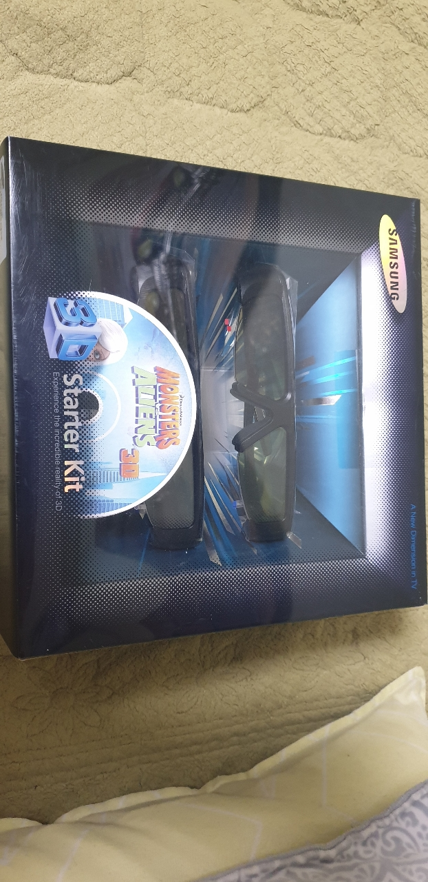[삼성][미개봉][스마트TV] 3D안경