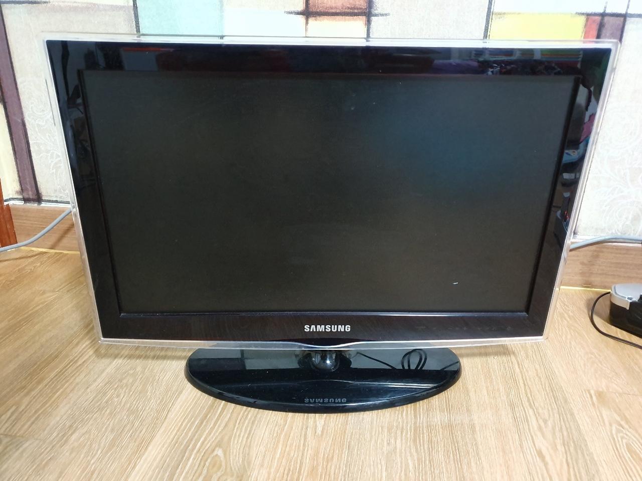 22인치 삼성 티비