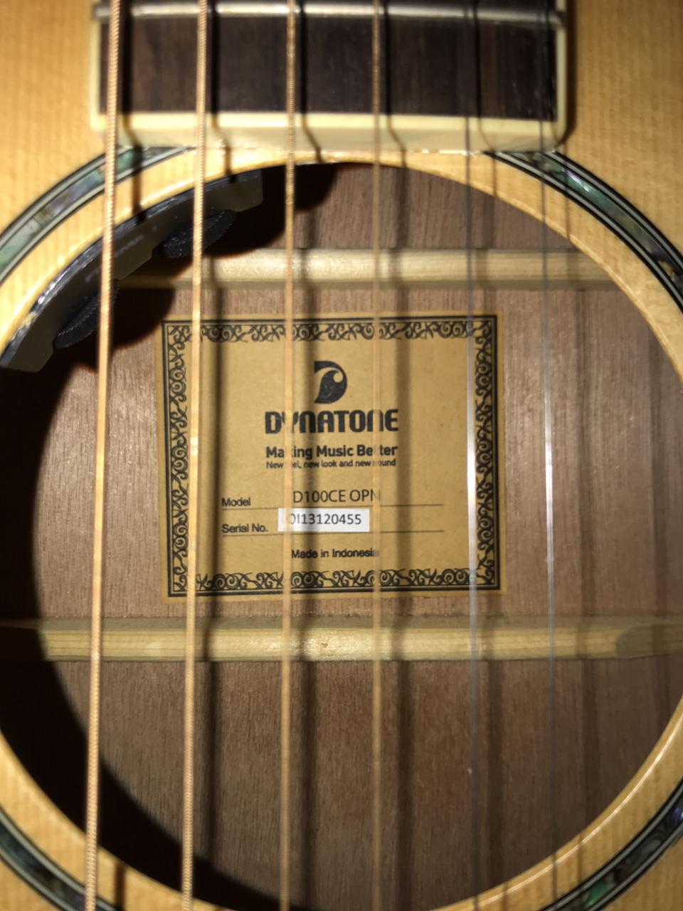 다이나톤 기타