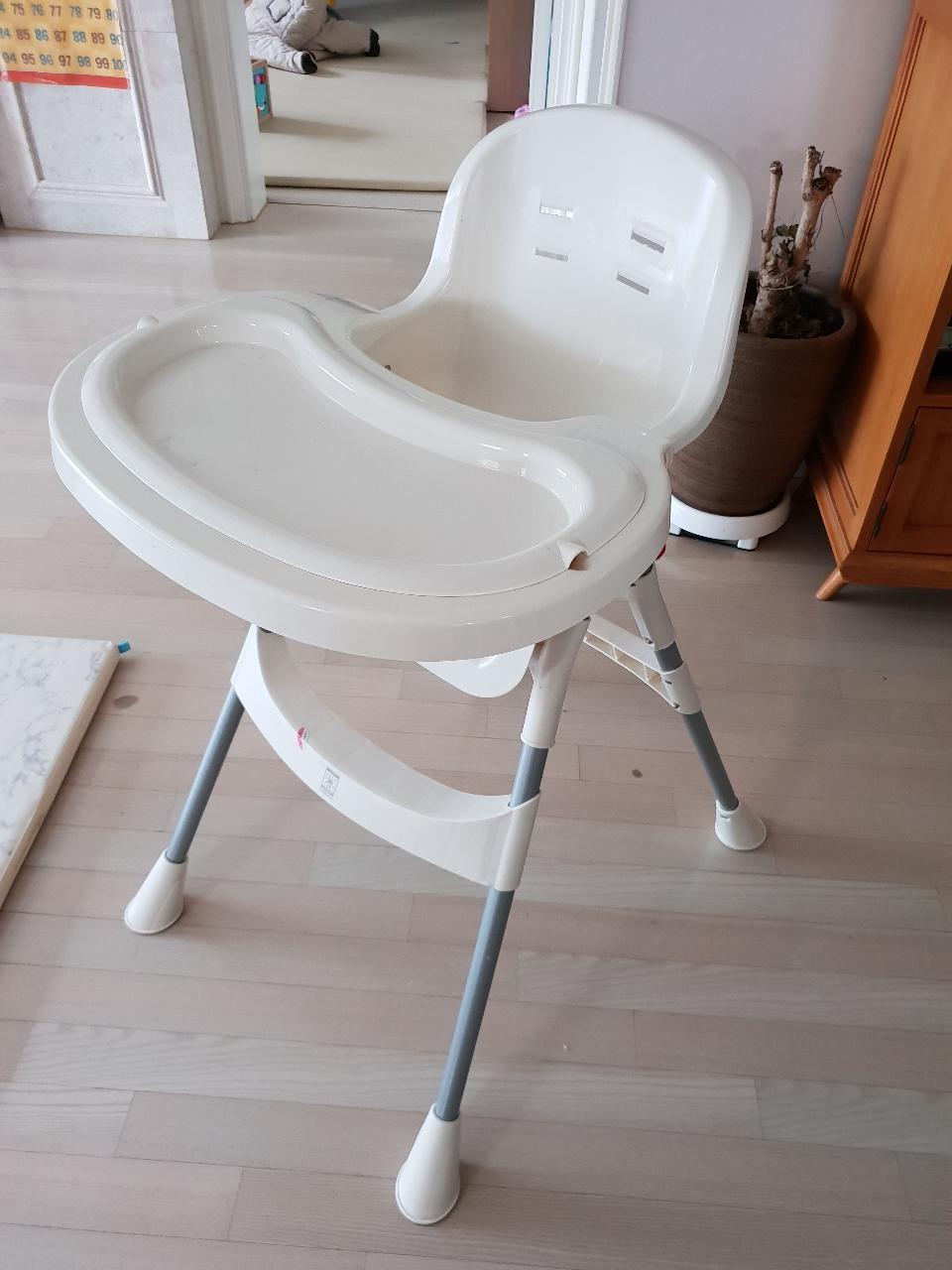 유아 식탁의자/아기 식탁의자