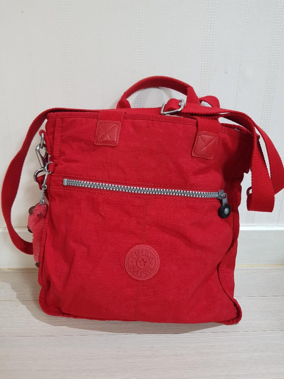 [키플링] 토트.숄더가능 가방