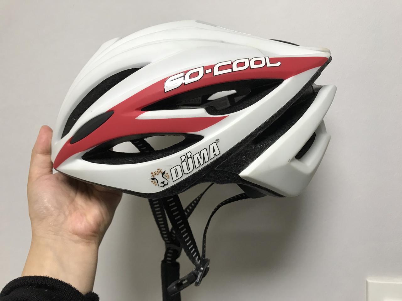 듀마 자전거, 인라인 헬멧 - 자전거용품