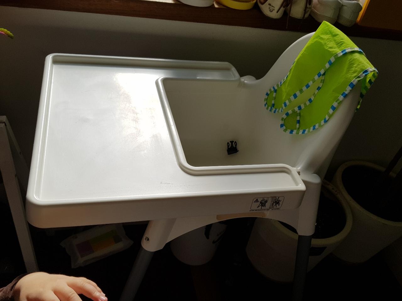 이케아 아기식탁