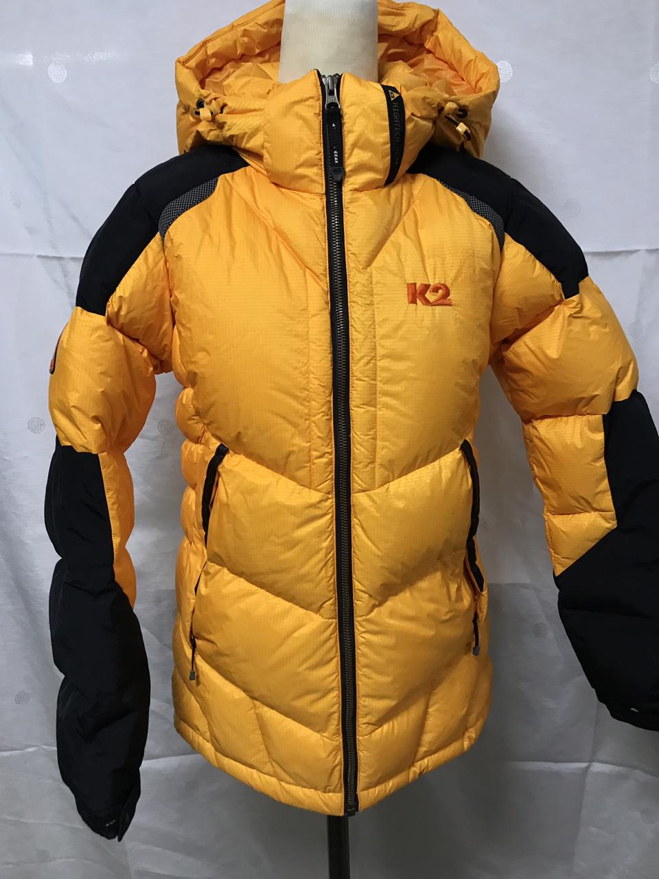 K2 프랑스오리털패딩, 빈폴백팩