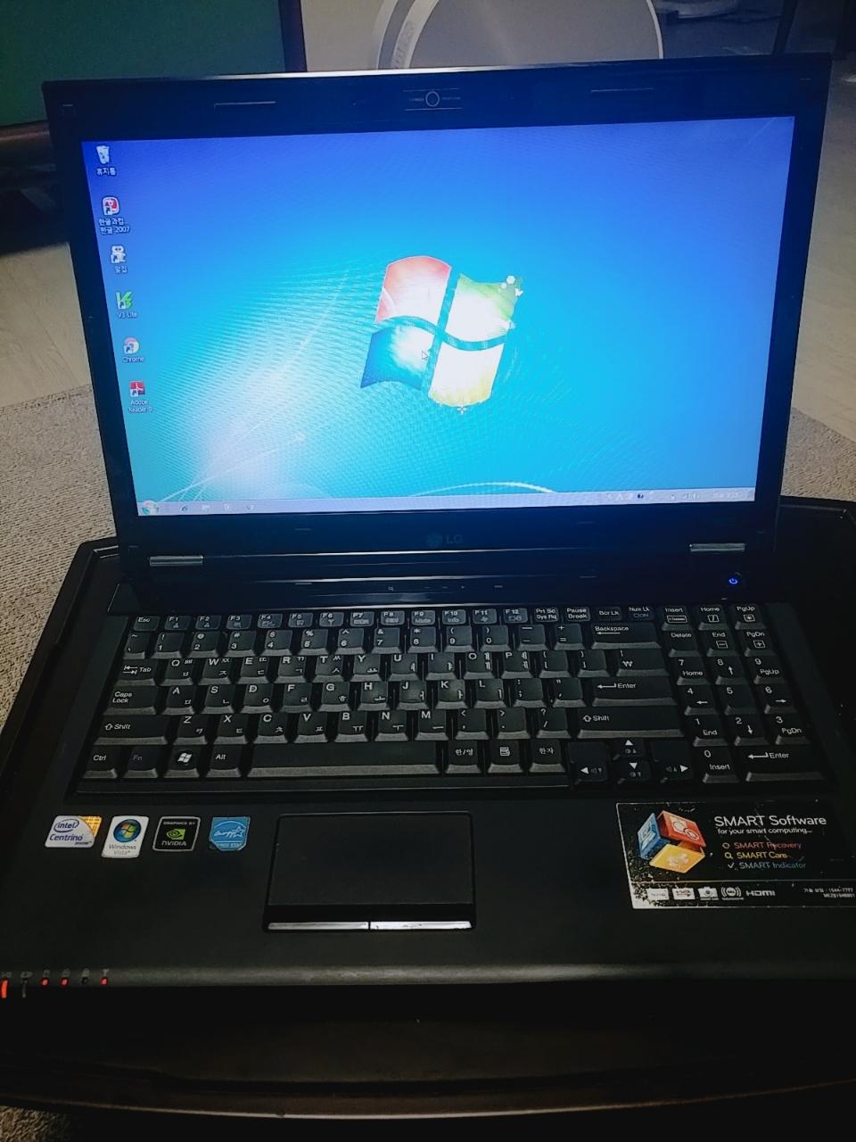 XNOTE R580노트북