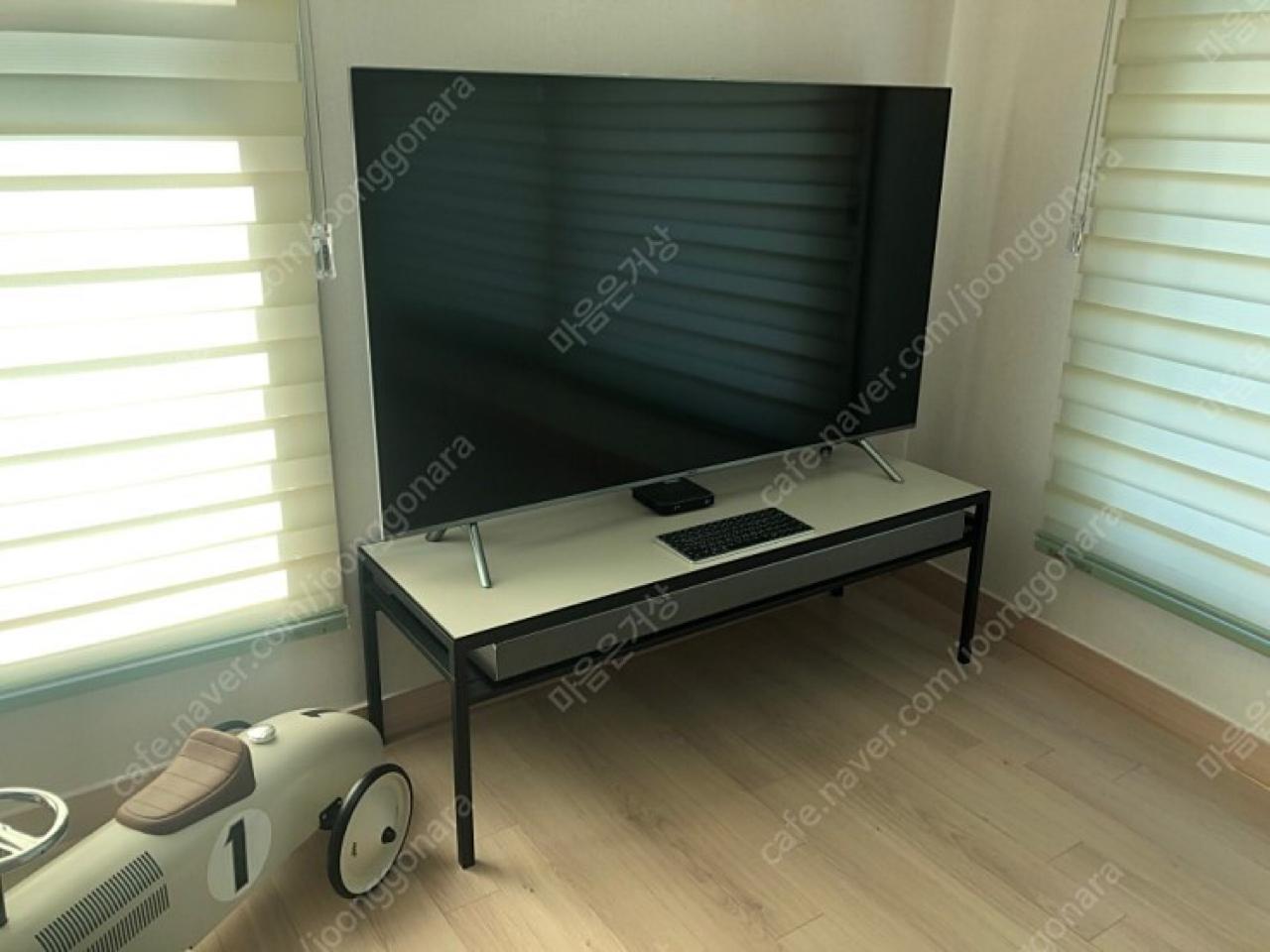 최신형!! 삼성 QLED 스마트TV 55inch 판매합니다!