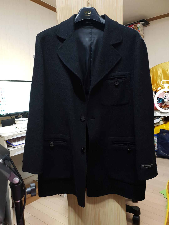 수제코트) 코모도 핸드메이드 코트 판매합니다 트렌치 코트 ,자켓 재킷