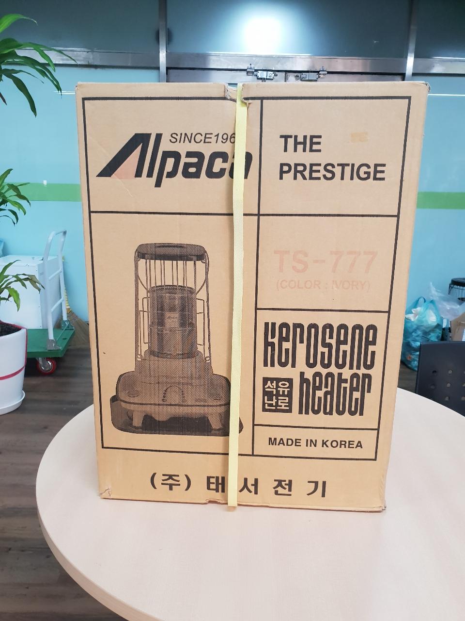 알파카 TS-777 새상품