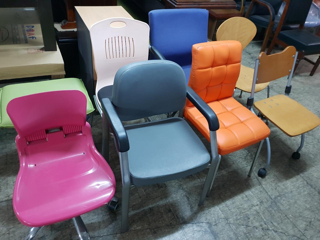 (중고)의자,쇼파,쇼파테이블 팝니다~