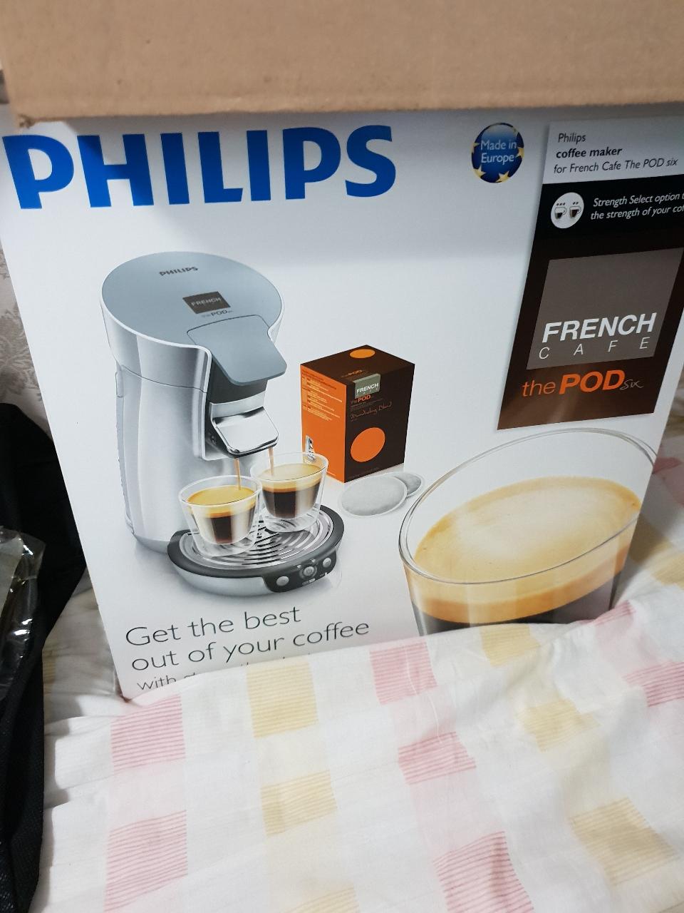 필립스 커피머신