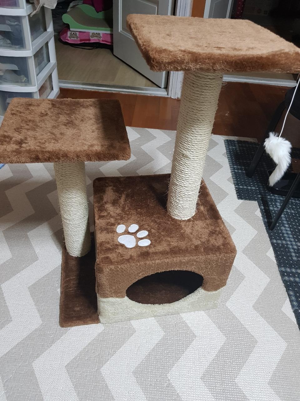 고양이 캣타워/미유믹스 판매합니다