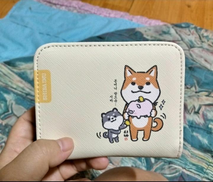 어린이지갑,학생지갑,지갑,중지갑