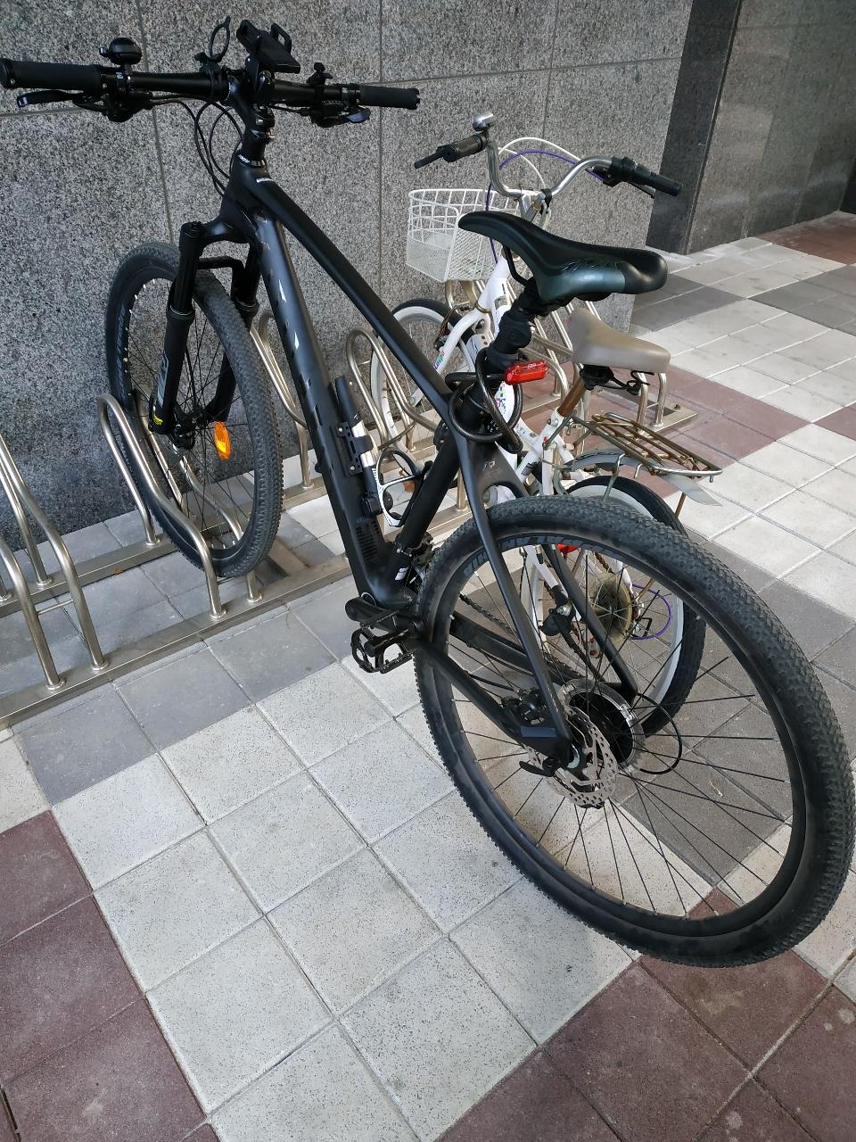 카본 mtb 자전거