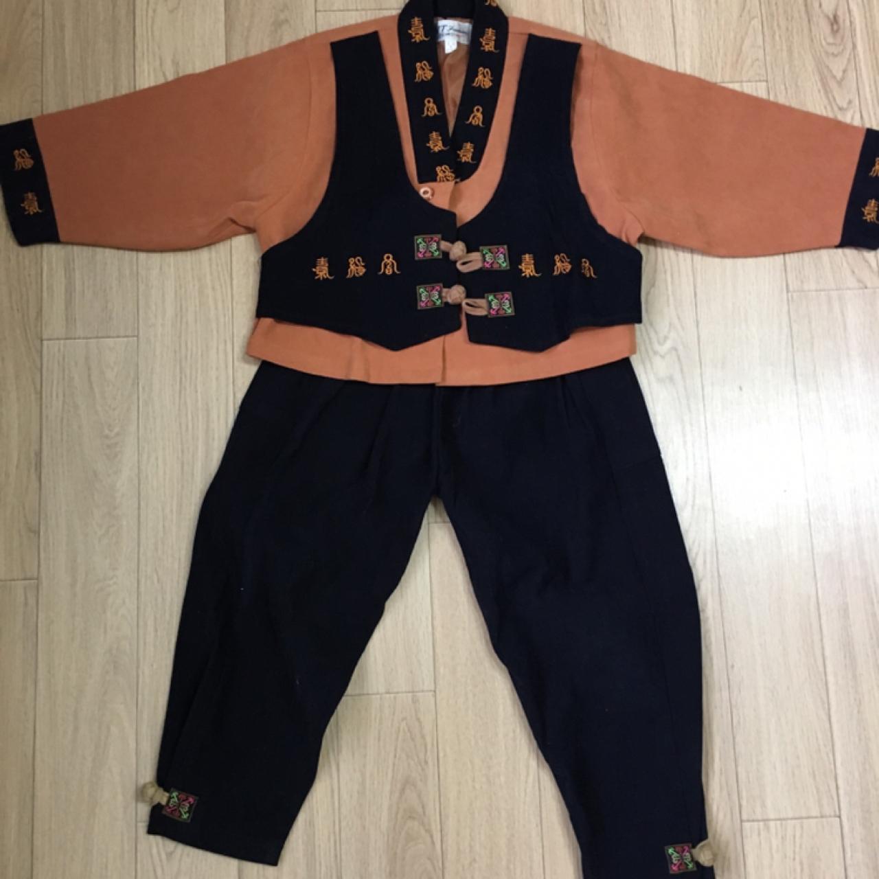 한복 남자한복 유아한복 아동한복 개량한복