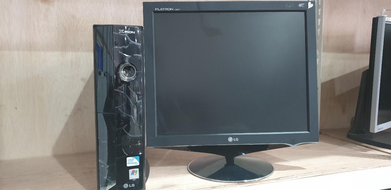 LG 컴퓨터 세트