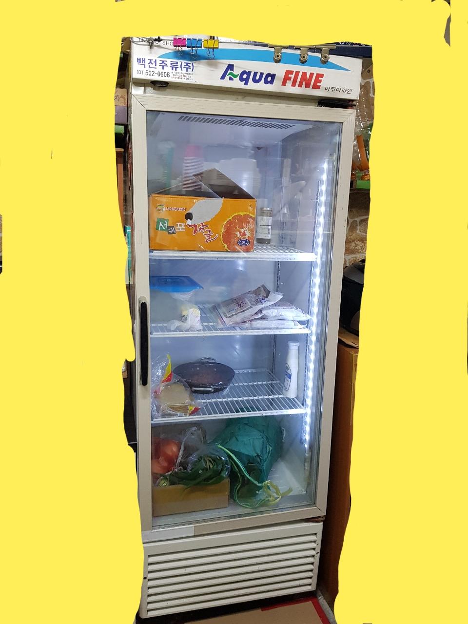 쇼케이스(냉장고) 나눔해요