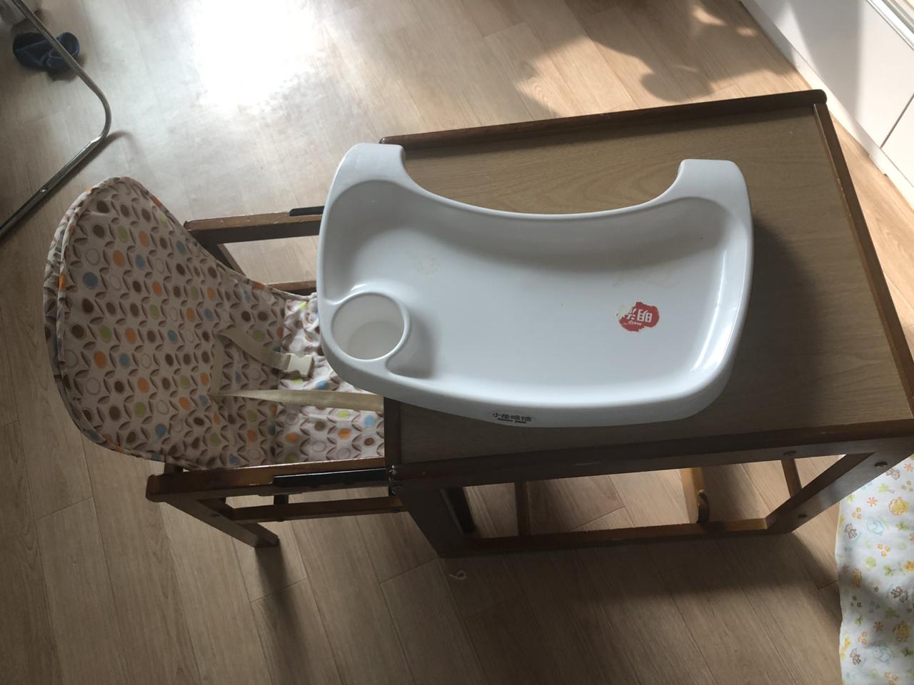 아기의자/식탁의자/좌식의자