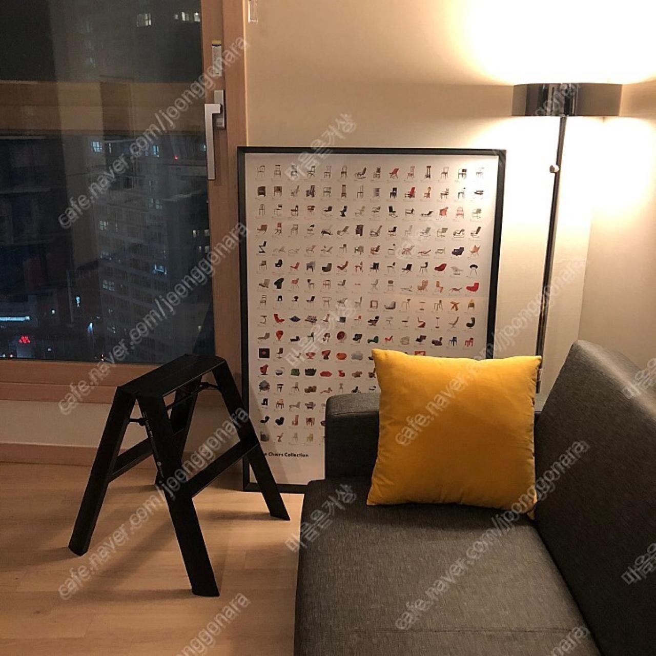 [3인소파] 1650사이즈 쇼파침대 디자인, 공간효율성 최고!!