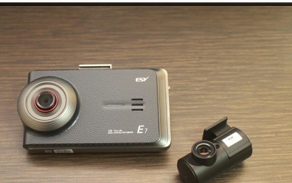 ESV E7 최고급 사양 새재품 설치포함