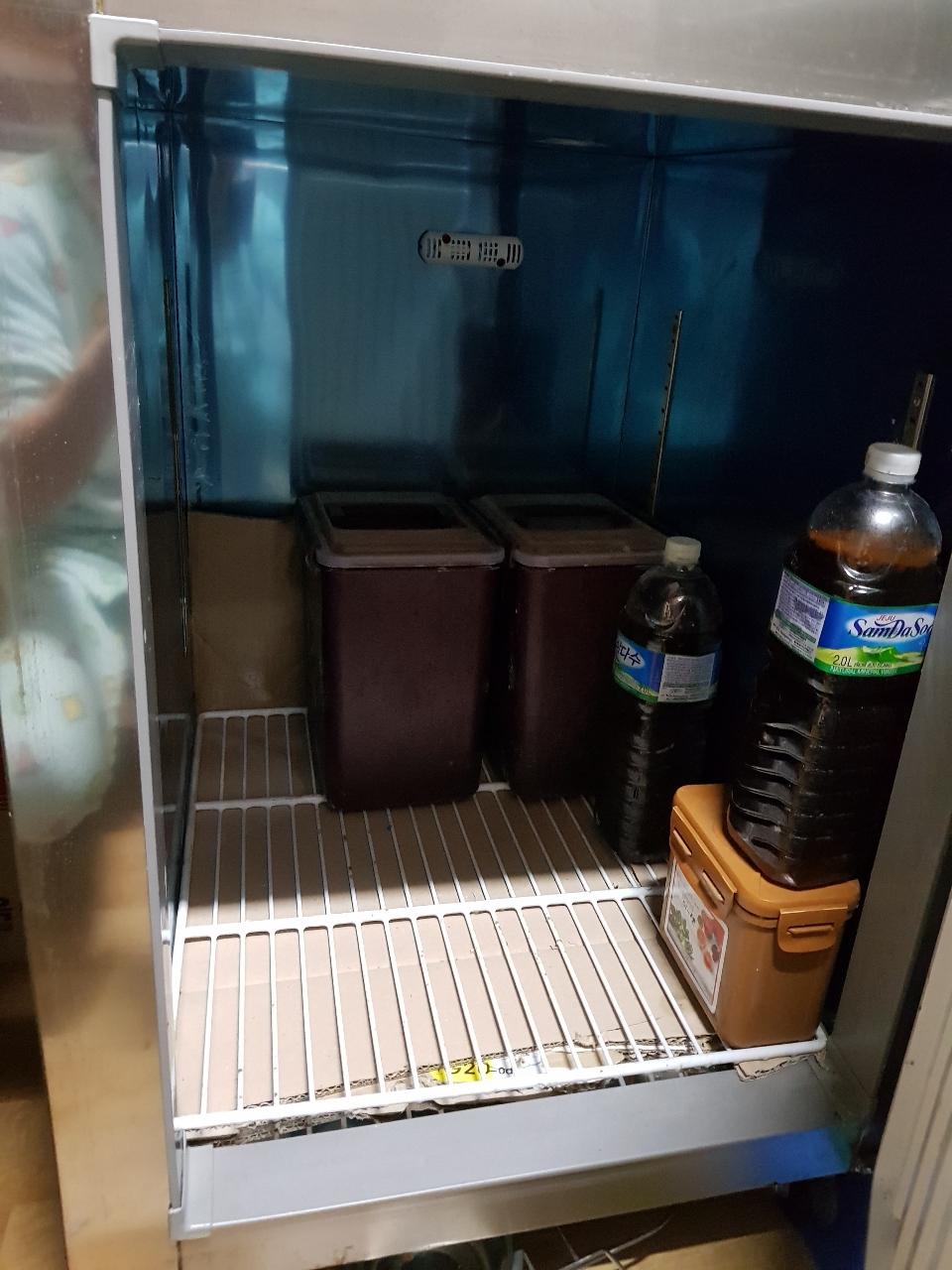 영업용 냉장고에요