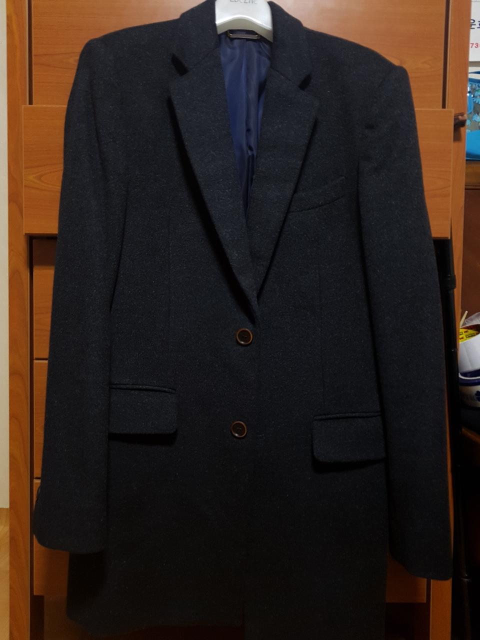 *남자 남성 ZIOZIA 숏 코트 자켓 팝니다 남성코트