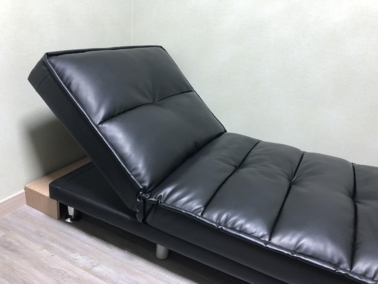 접이식 리클라이너 침대