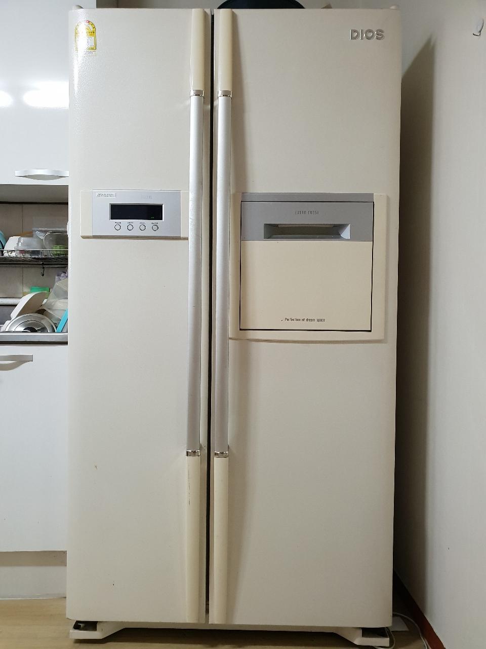 엘지 디오스 냉장고