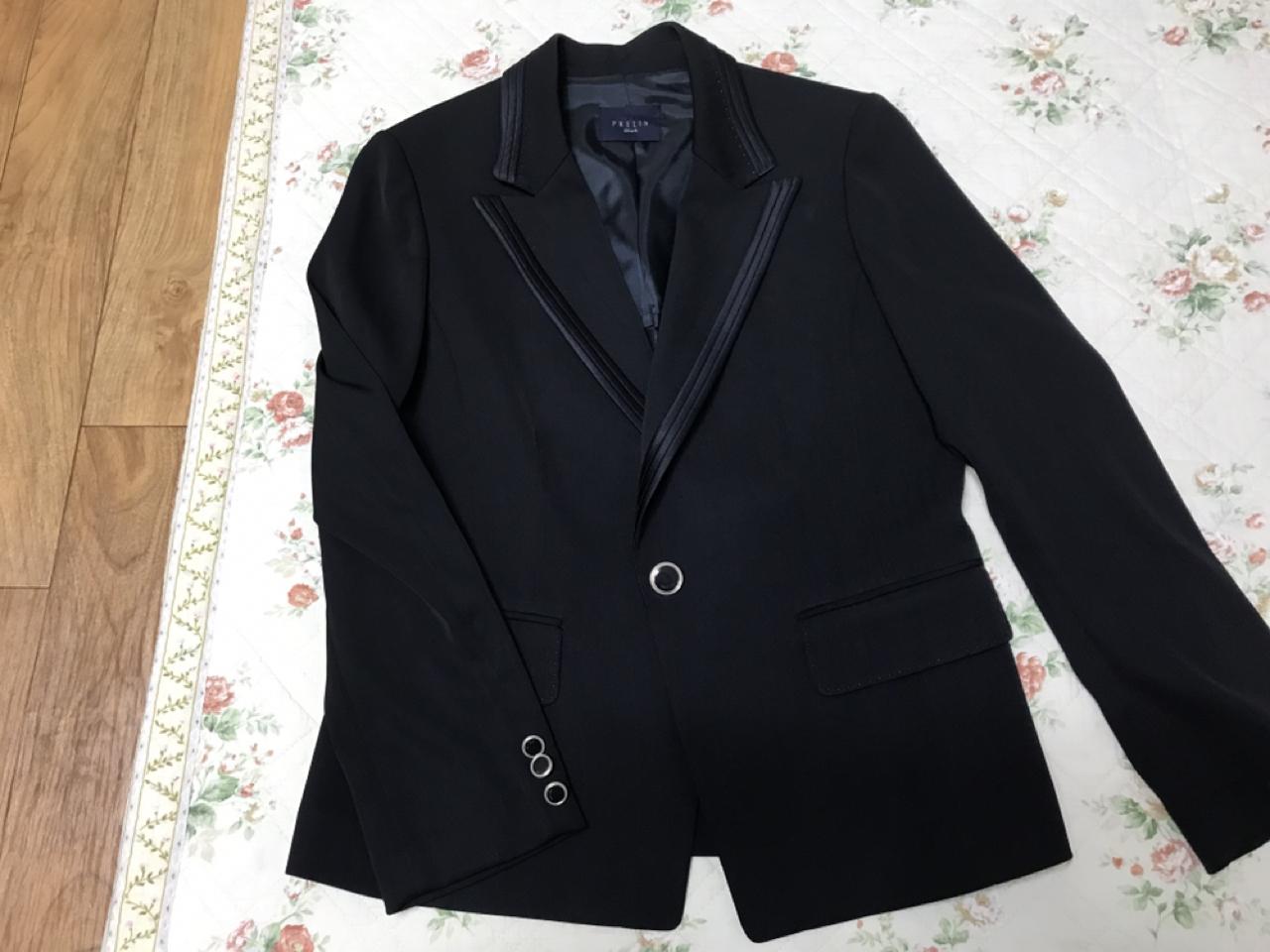 프렐린 블랙라벨 여성정장 자켓