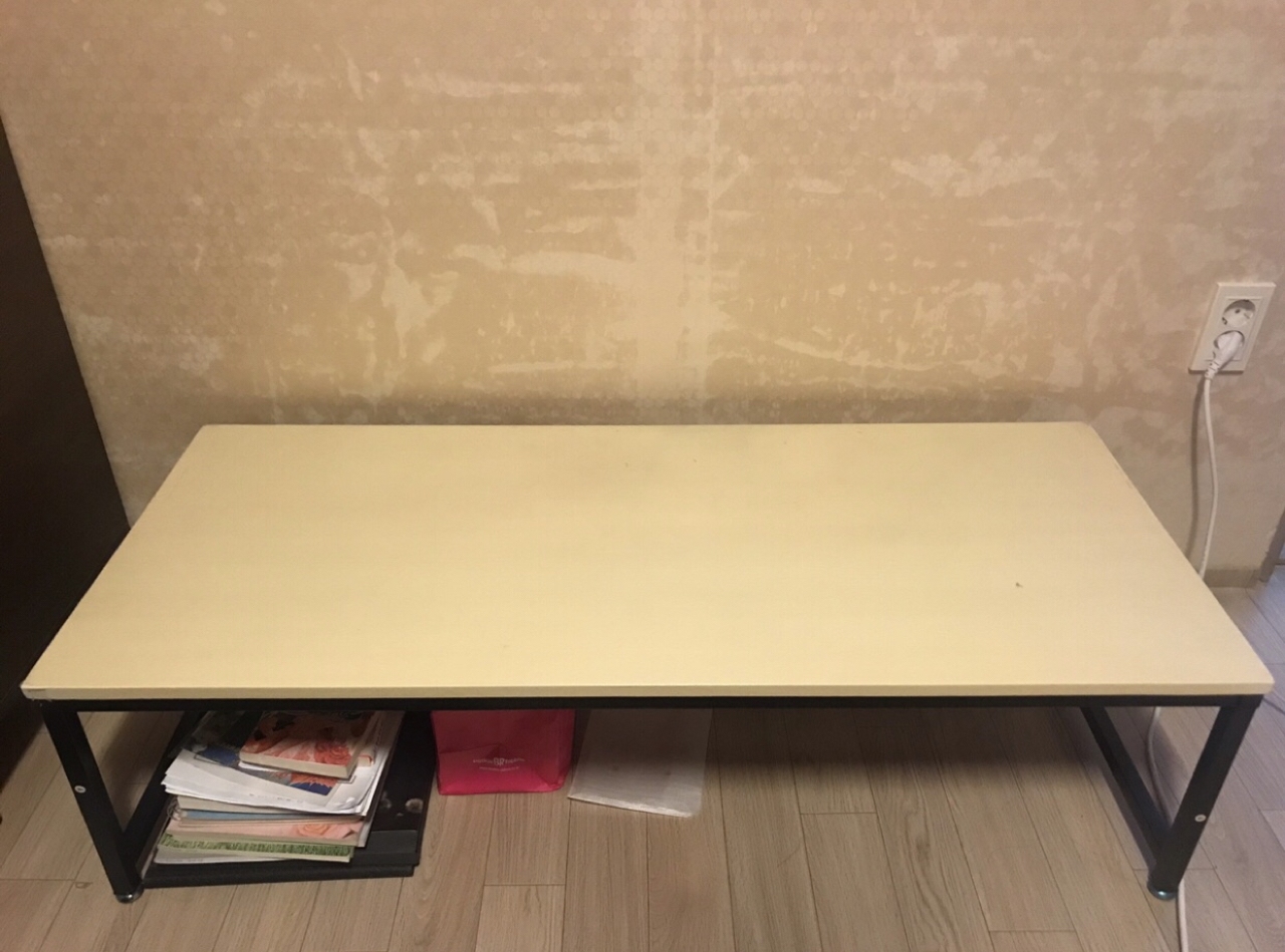 좌식 컴퓨터 책상 테이블