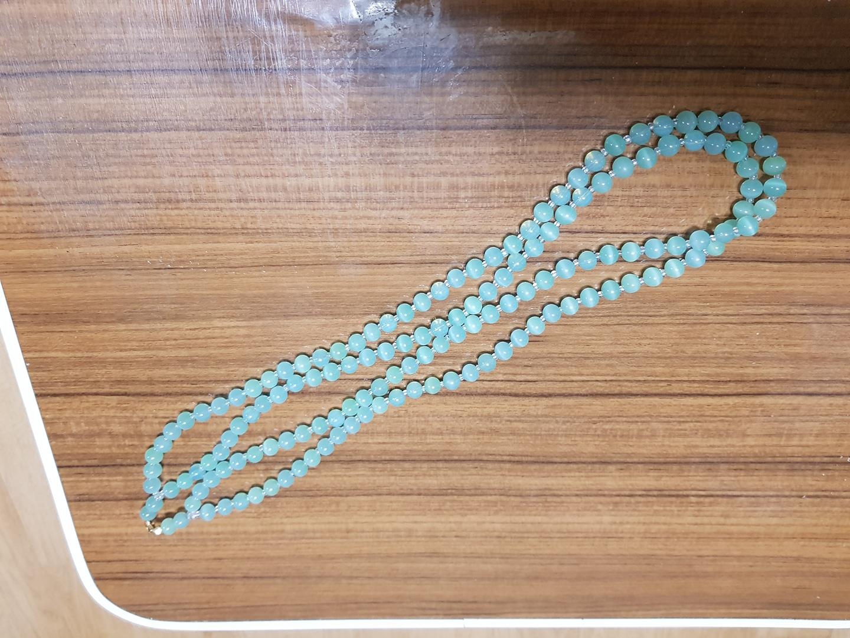 이목걸이는 롱으로 재료비가많이들어간비싼목걸이에요가격제시받아요