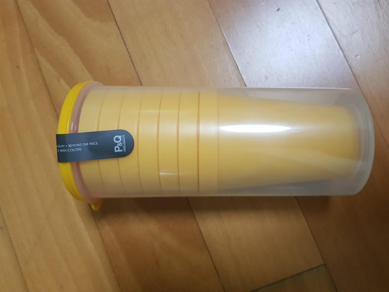(새 제품)피크닉, 캠핑용 물컵
