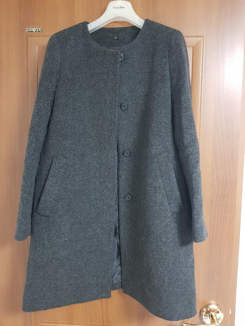 유니클로 여성 울코트 여성자켓 여자울코트 여자자켓