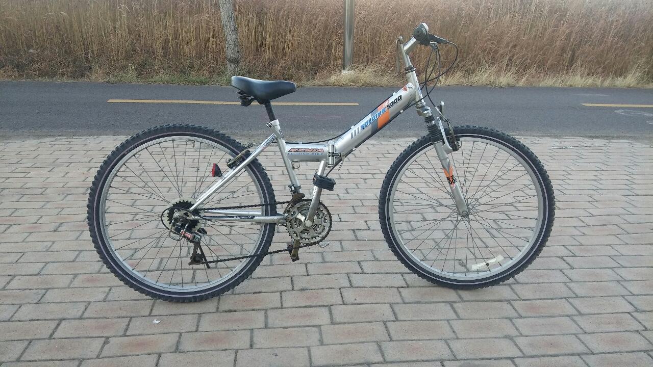 26인치 접이식 자전거 (가격낮춤)