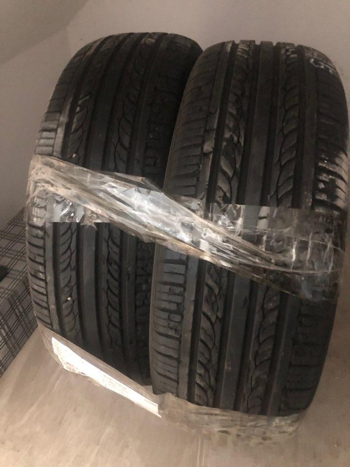 중고 타이어