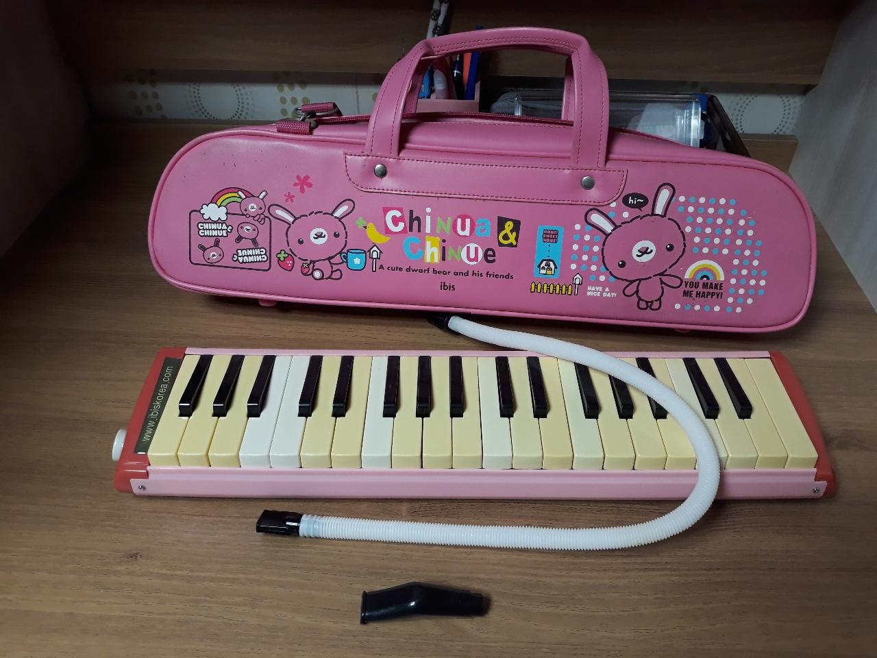 초등학교에서 필요한 악기 가져가세요