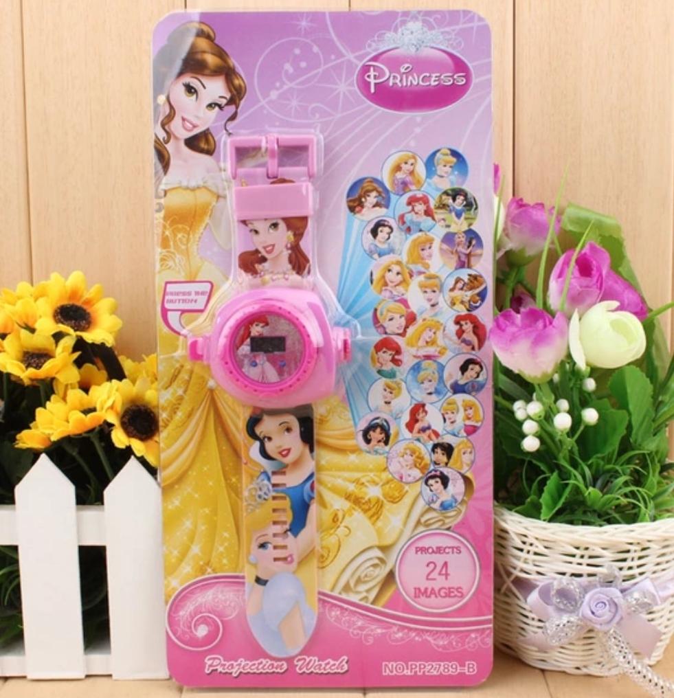 어린이집,유치원생일선물,우정시계로 정말 강추하는 캐릭터 빔시계