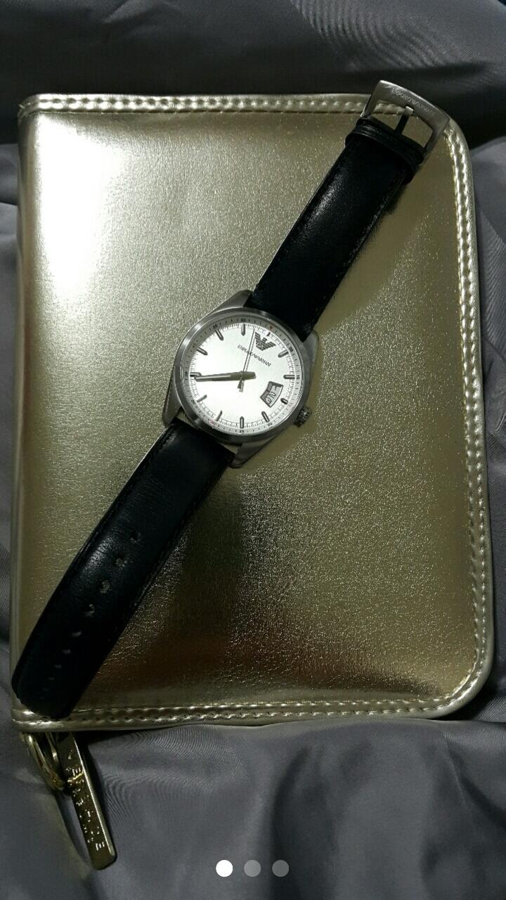 엠프리오 알마니 남성시계 (마지막 가격다운이예요)