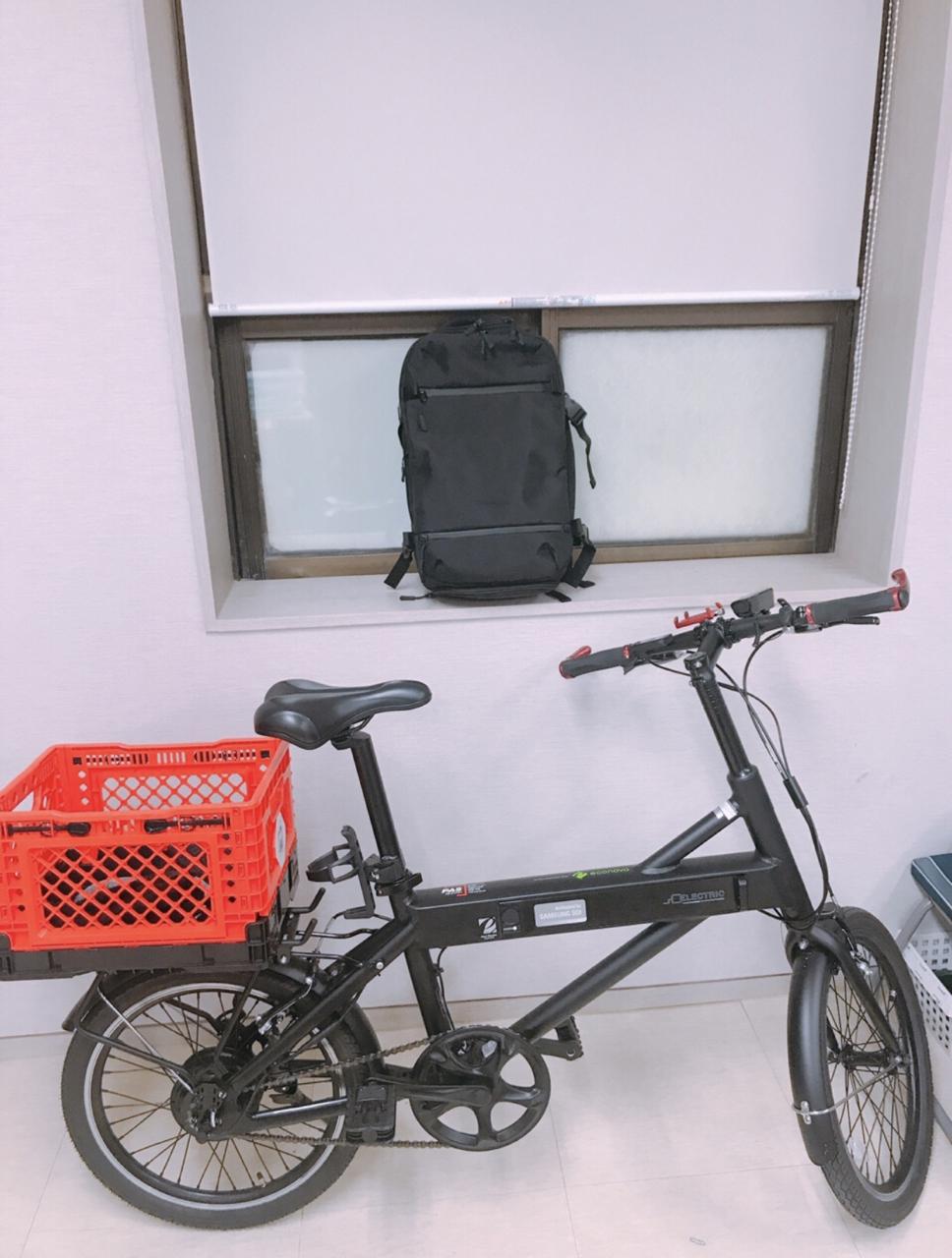 #전기 자전거 #2018년 알톤 에코노바 팝니다!! 새로 구입한 악세사리 까지 모두 드립니다!!