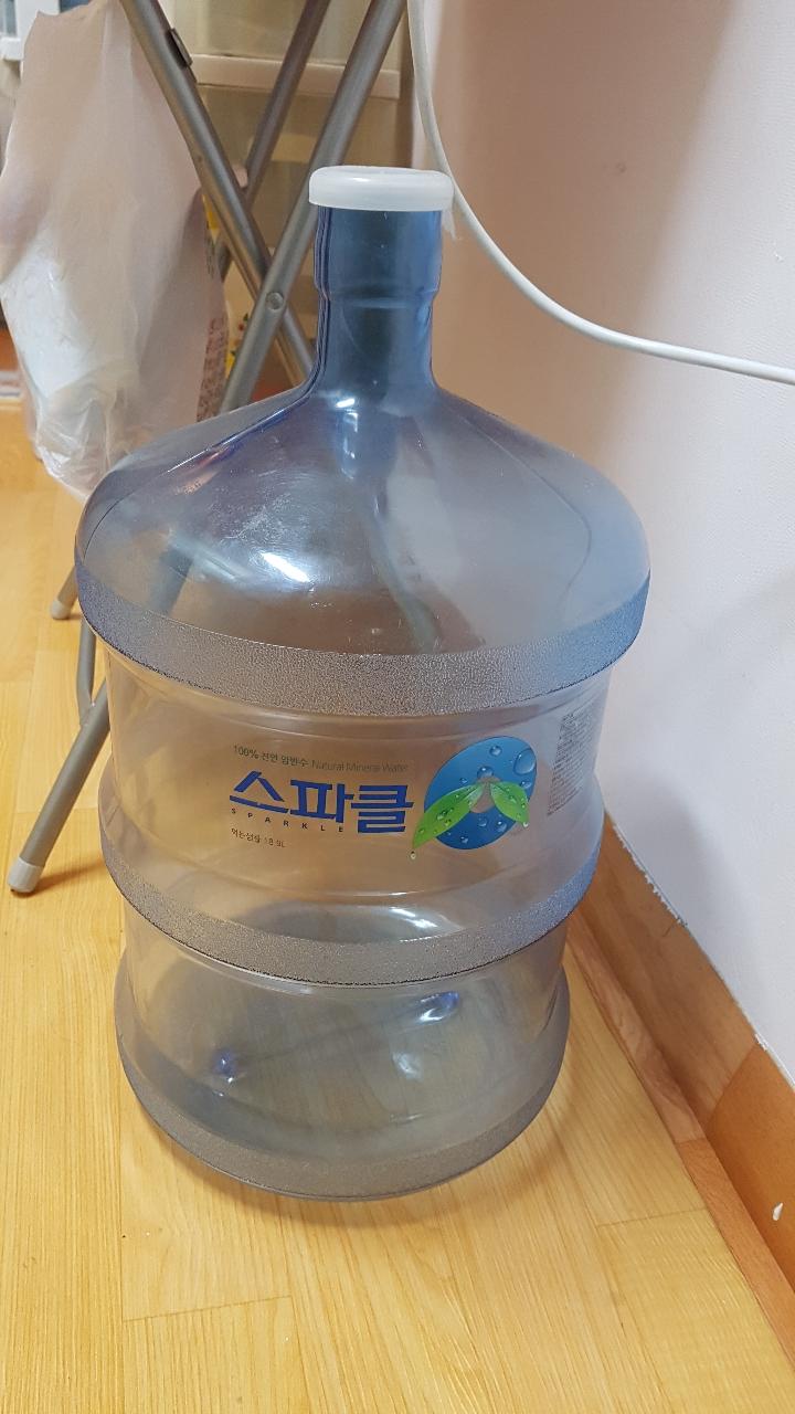 생수통무료