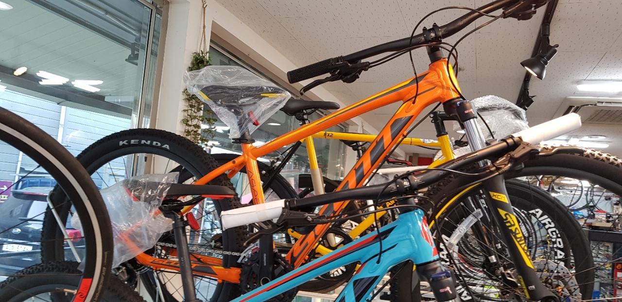 자전거 스캇 새제품