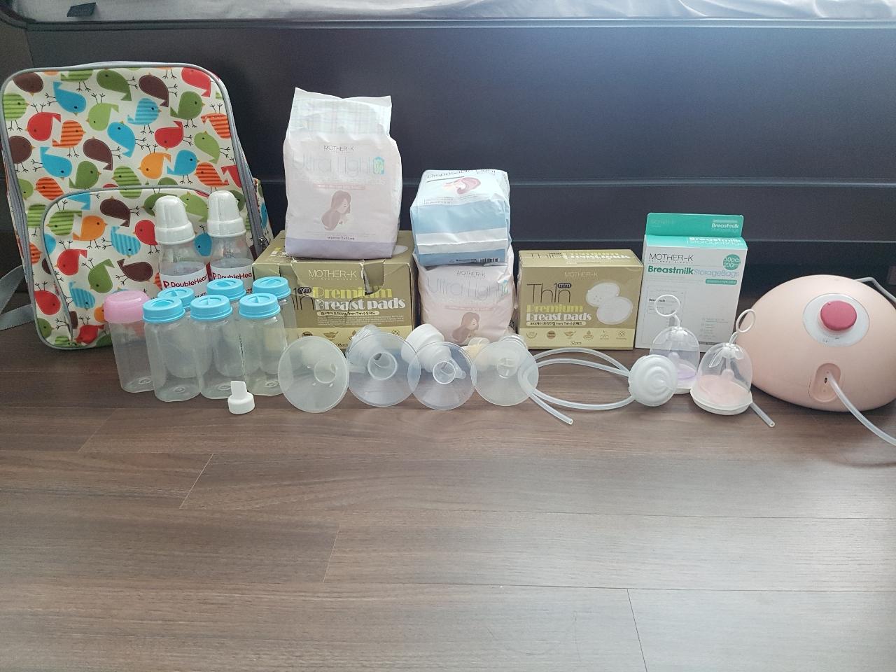 스펙트라유축기등 모유관련용품 나눔합니다  완료