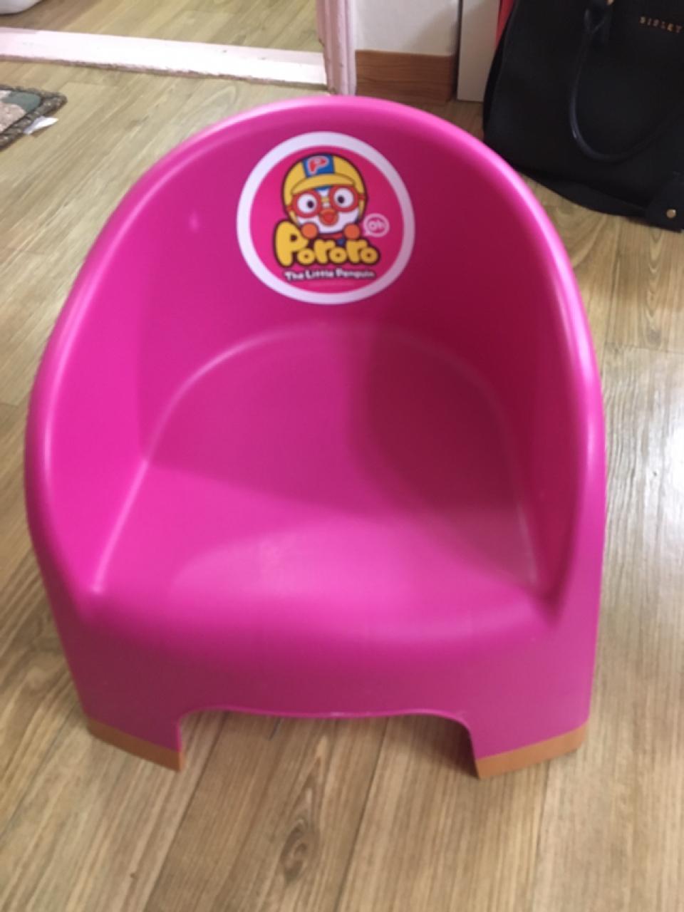 뽀로로 의자 (파랑만 남음)