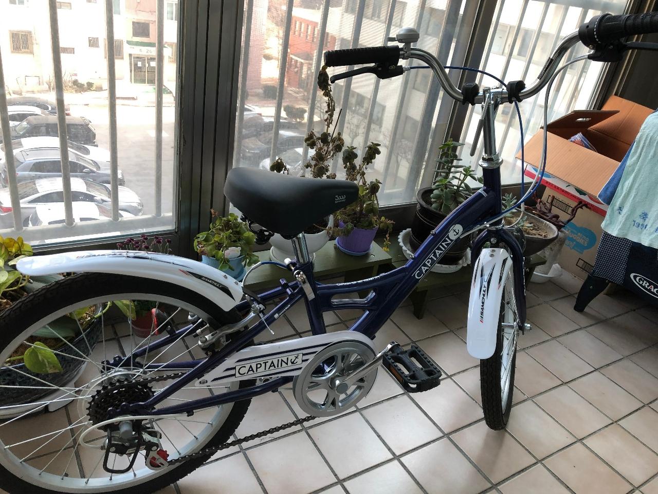 아동 자전거 두 대 & 미토 자전거 케리어