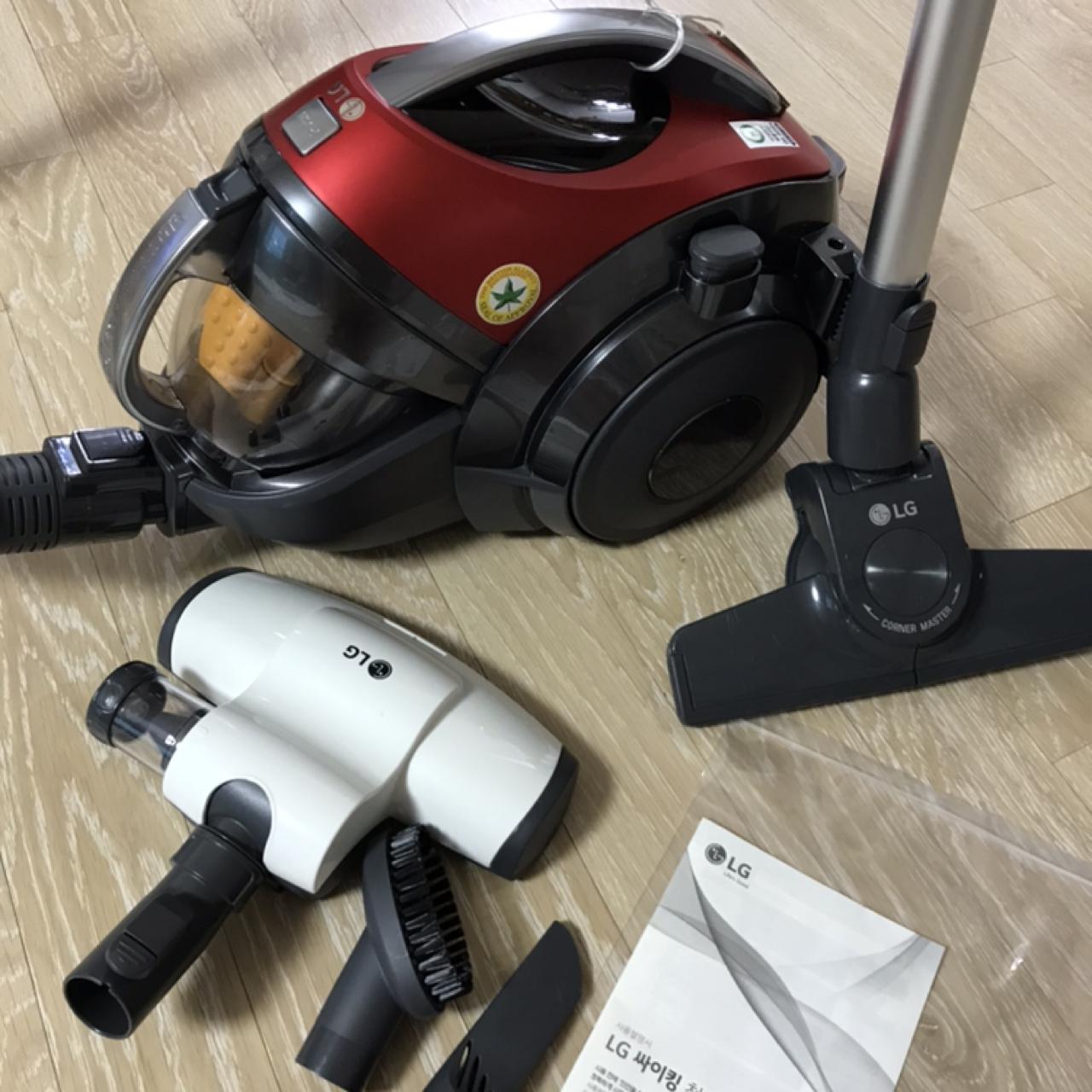 LG 싸이킹청소기,아이클레보 로봇청소기 팔아요^^